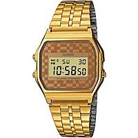 watch digital woman Casio CASIO COLLECTION A159WGEA-9AEF