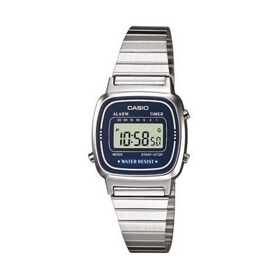 watch digital woman Casio CASIO COLLECTION LA670WEA-2EF