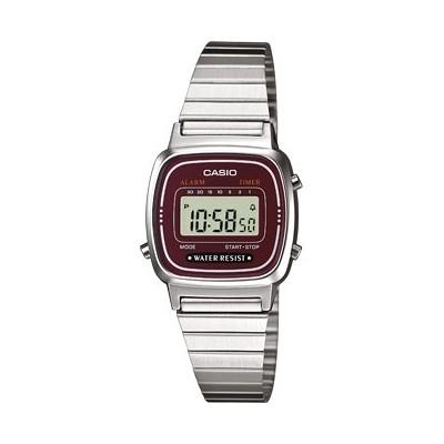 watch digital woman Casio CASIO COLLECTION LA670WEA-4EF