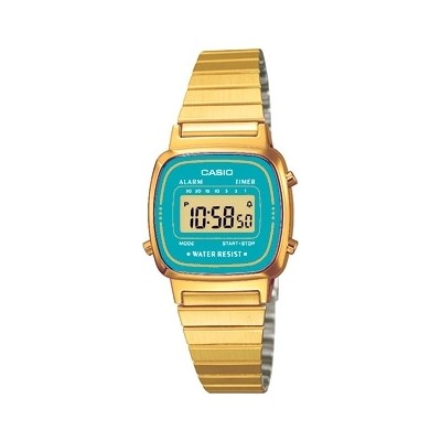 watch digital woman Casio CASIO COLLECTION LA670WEGA-2EF