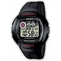 watch digital woman Casio CASIO COLLECTION W-210-1CVES