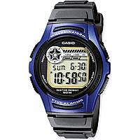 watch digital woman Casio CASIO COLLECTION W-213-2AVES