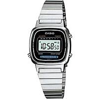 watch digital woman Casio Casio Vintage LA670WEA-1EF