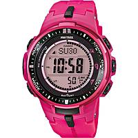 watch digital woman Casio PRO-TREK PRW-3000-4BER