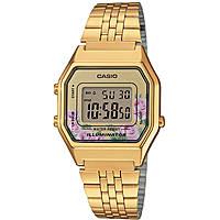 watch digital woman Casio Retro LA680WEGA-4CEF