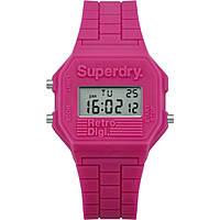 watch digital woman Superdry Retro Digi SYL201P