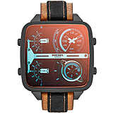 watch dual time man Diesel Fall 2013 DZ7285