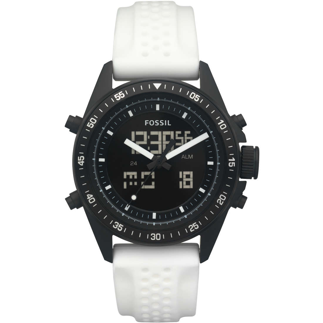 watch dual time man Fossil BQ9415