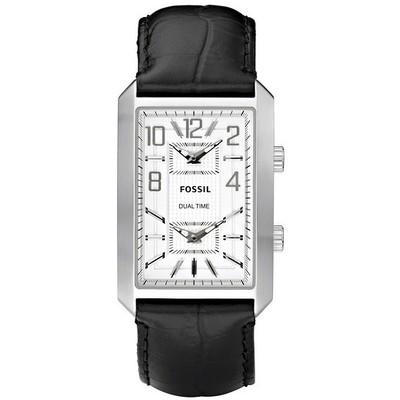watch dual time man Fossil FS4577