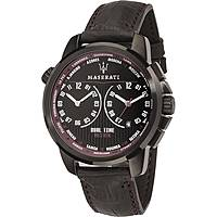 watch dual time man Maserati Successo R8851121002