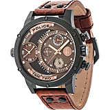 watch dual time man Police Adder R1451253001