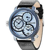 watch dual time man Police Mamba R1451249002