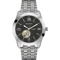 watch mechanical man Bulova Bva Series 96A158