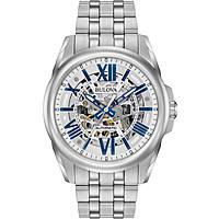 watch mechanical man Bulova Bva Series 96A187