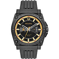 watch mechanical man Bulova Grammy Award 98B294