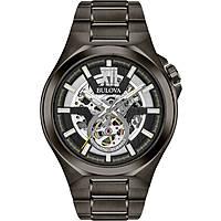 watch mechanical man Bulova Sport 98A179
