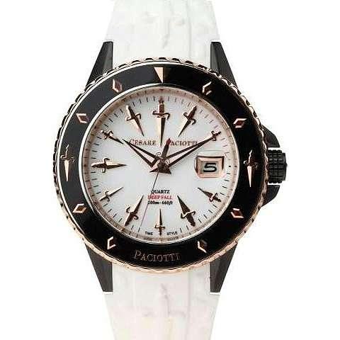 watch mechanical man Cesare Paciotti TSDF048