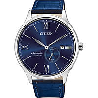 watch mechanical man Citizen Meccanico NJ0090-48L