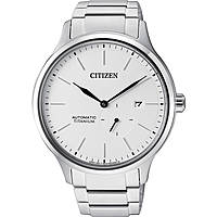 watch mechanical man Citizen Meccanico NJ0090-81A