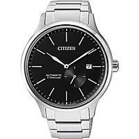 watch mechanical man Citizen Meccanico NJ0090-81E