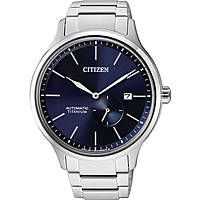 watch mechanical man Citizen Meccanico NJ0090-81L