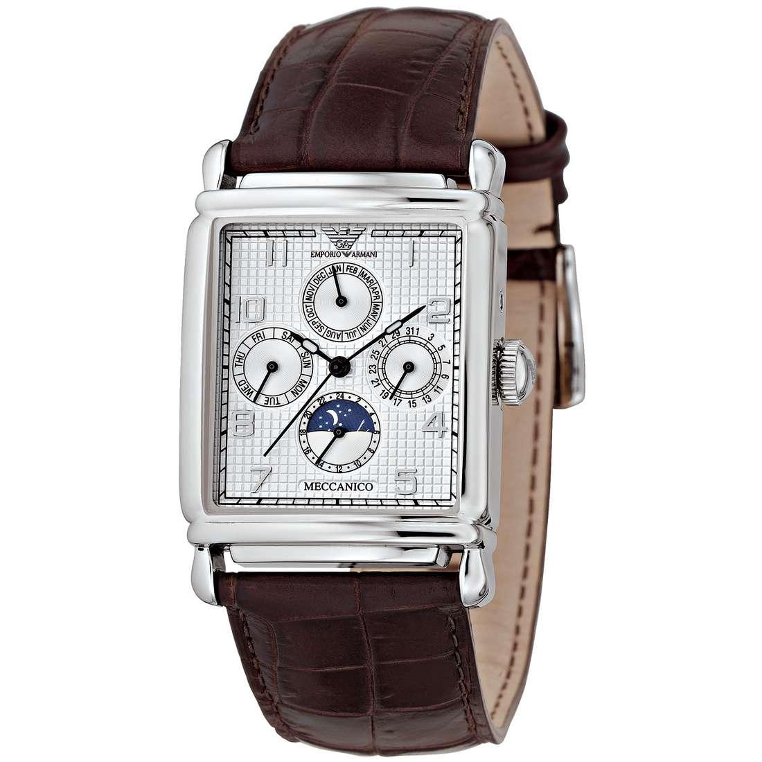 watch mechanical man Emporio Armani AR4215