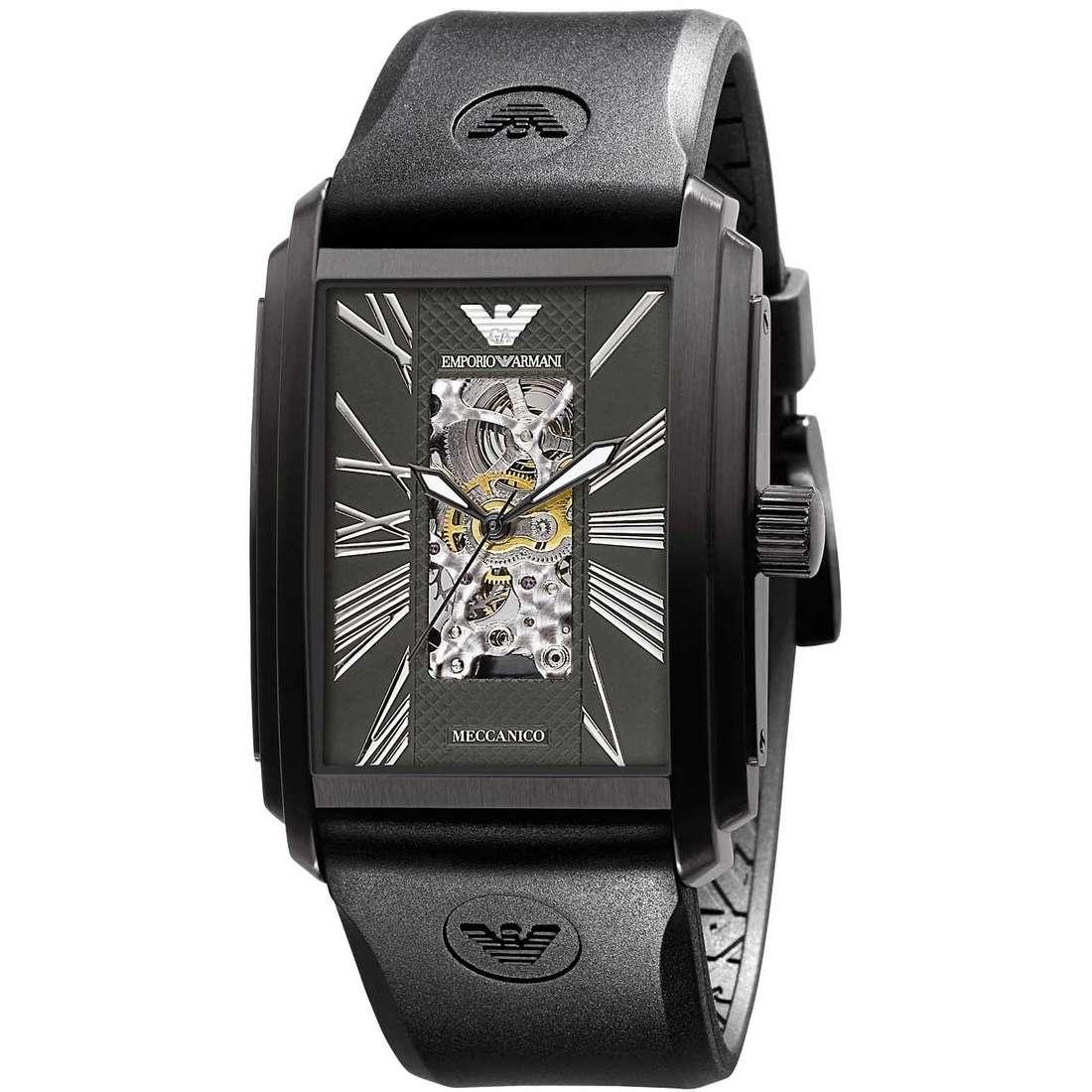 watch mechanical man Emporio Armani AR4226