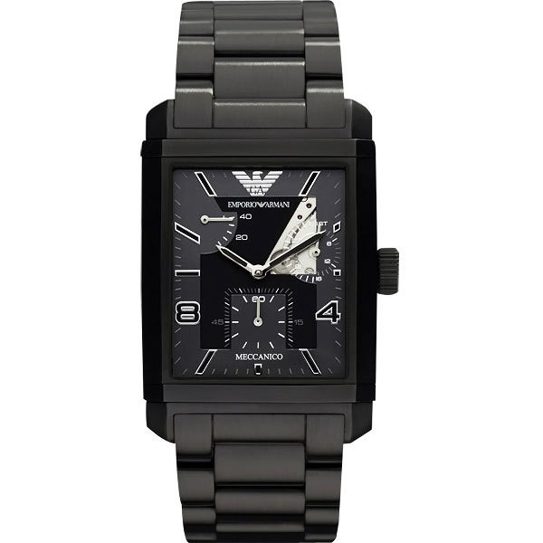 watch mechanical man Emporio Armani AR4242