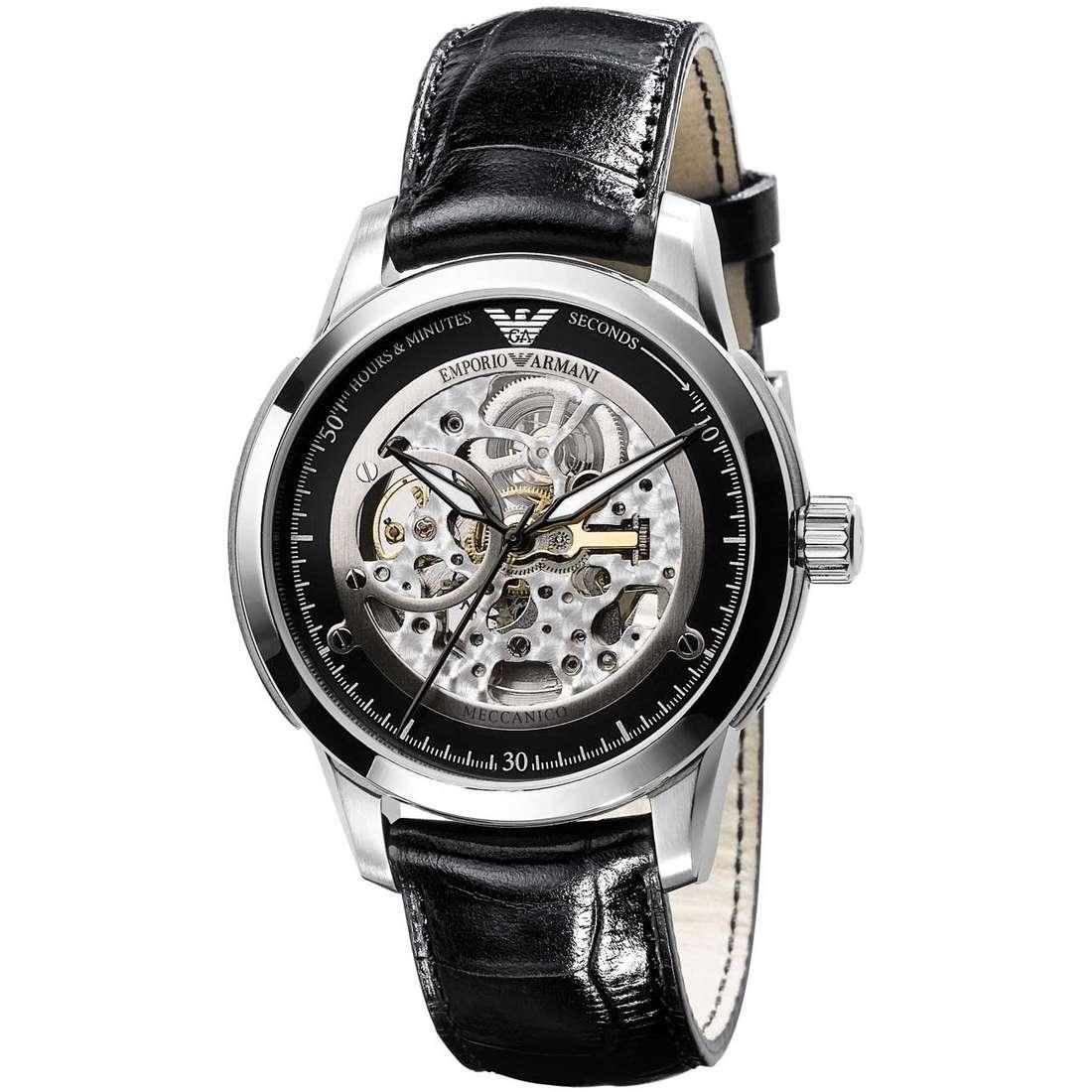 watch mechanical man Emporio Armani AR4625