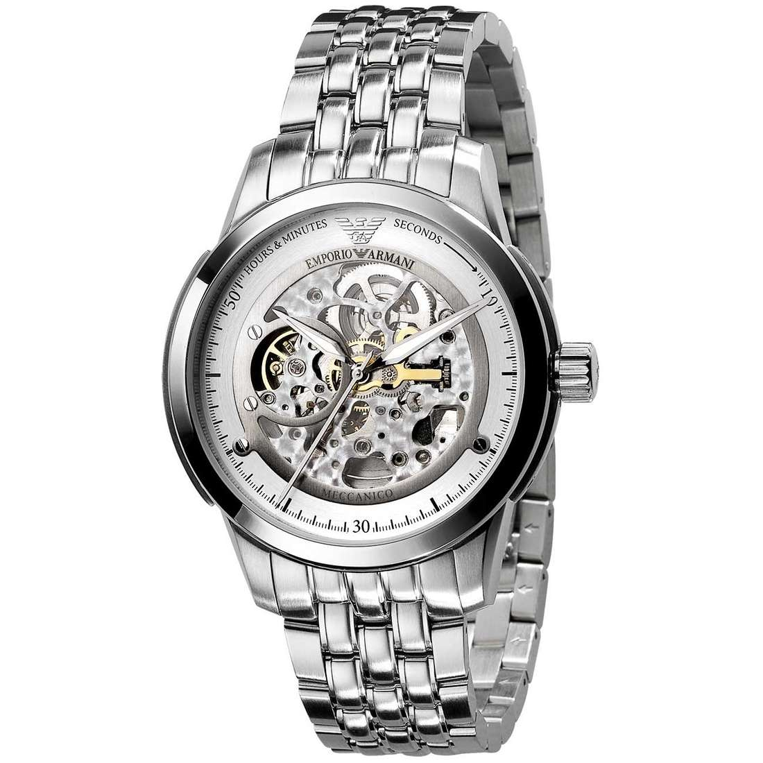 watch mechanical man Emporio Armani AR4626