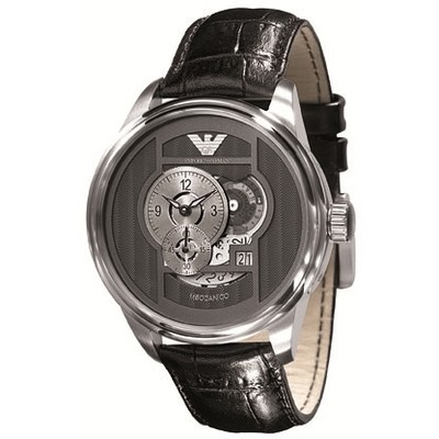 watch mechanical man Emporio Armani AR4628