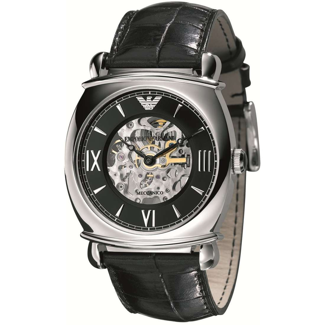 watch mechanical man Emporio Armani AR4633