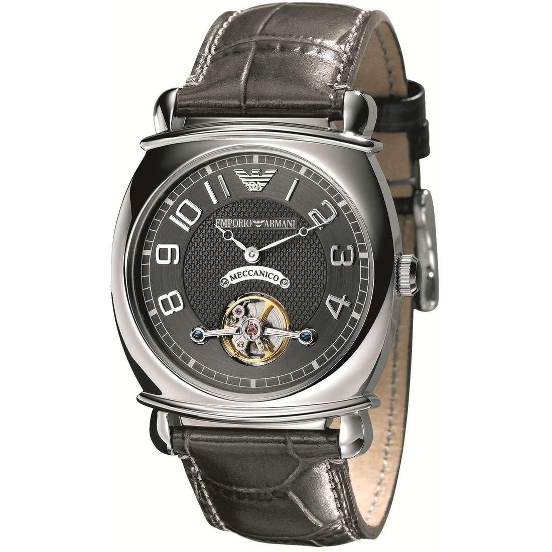 watch mechanical man Emporio Armani AR4635