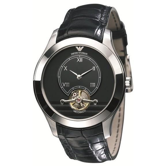 watch mechanical man Emporio Armani AR4637