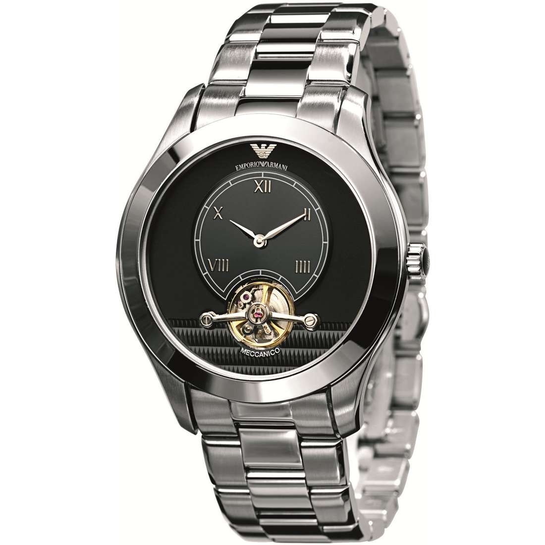watch mechanical man Emporio Armani AR4639