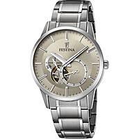 watch mechanical man Festina Automatico F6845/2