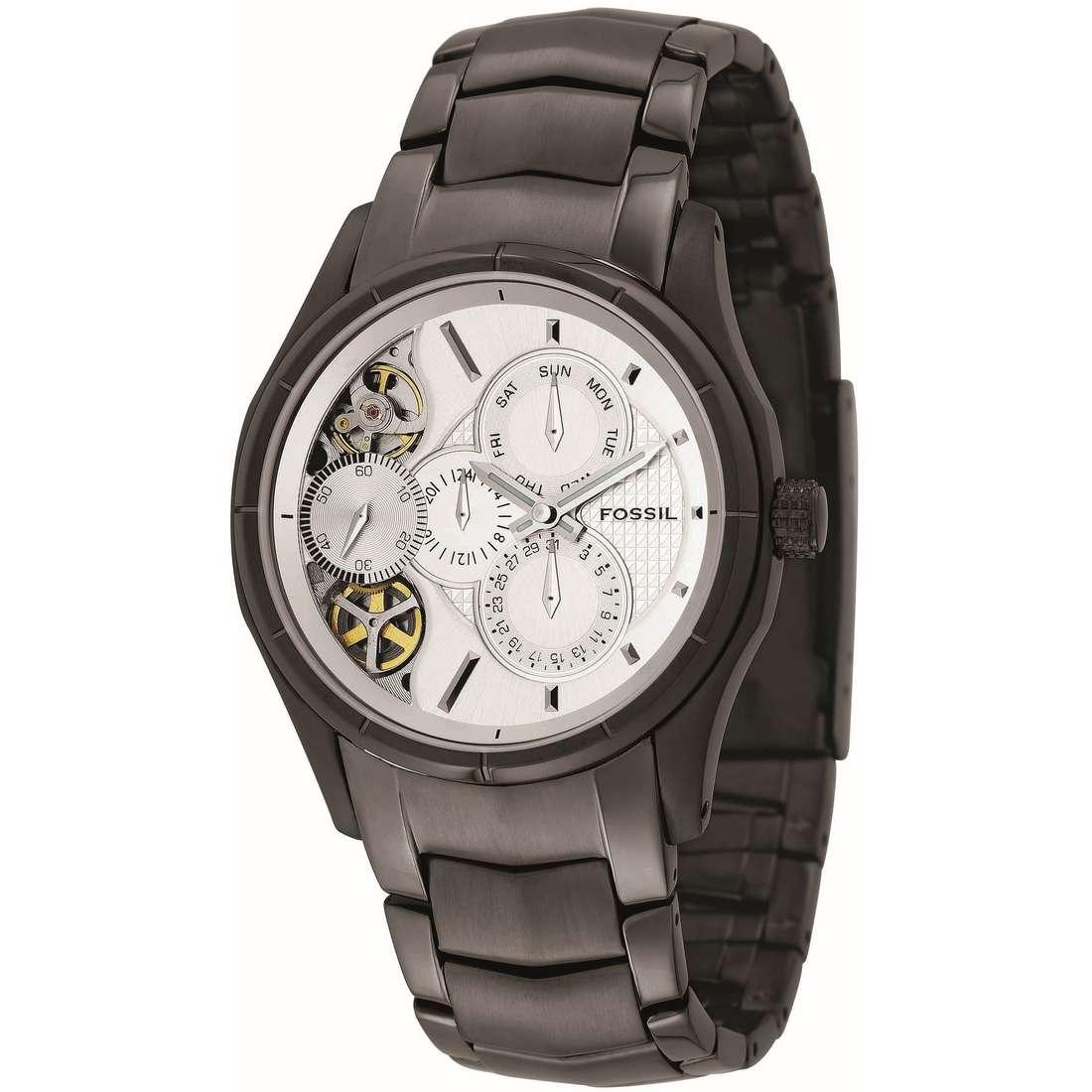 watch mechanical man Fossil ME1019