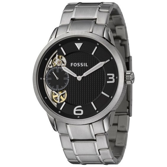 watch mechanical man Fossil ME1073