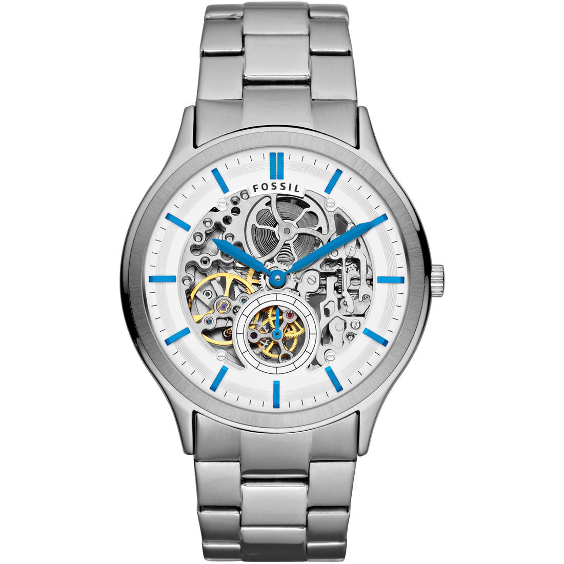 watch mechanical man Fossil ME3021