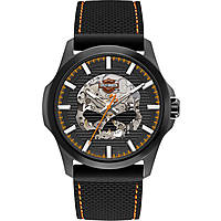 watch mechanical man Harley Davidson 78A118