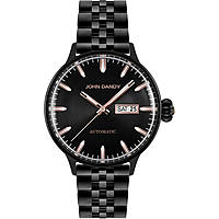 watch mechanical man John Dandy JD-2571M/08M