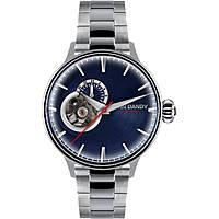 watch mechanical man John Dandy JD-3213M/04M