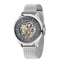 watch mechanical man Maserati  Gentleman R8823136004