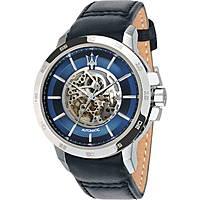watch mechanical man Maserati Ingegno R8821119004