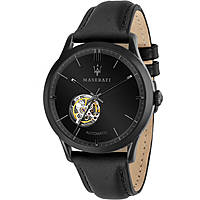 watch mechanical man Maserati R8821133001