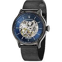 watch mechanical man Maserati R8823118002