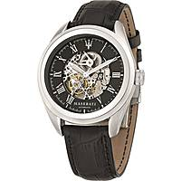 watch mechanical man Maserati Traguardo R8871612001