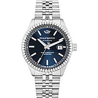watch mechanical man Philip Watch Caribe R8223597011