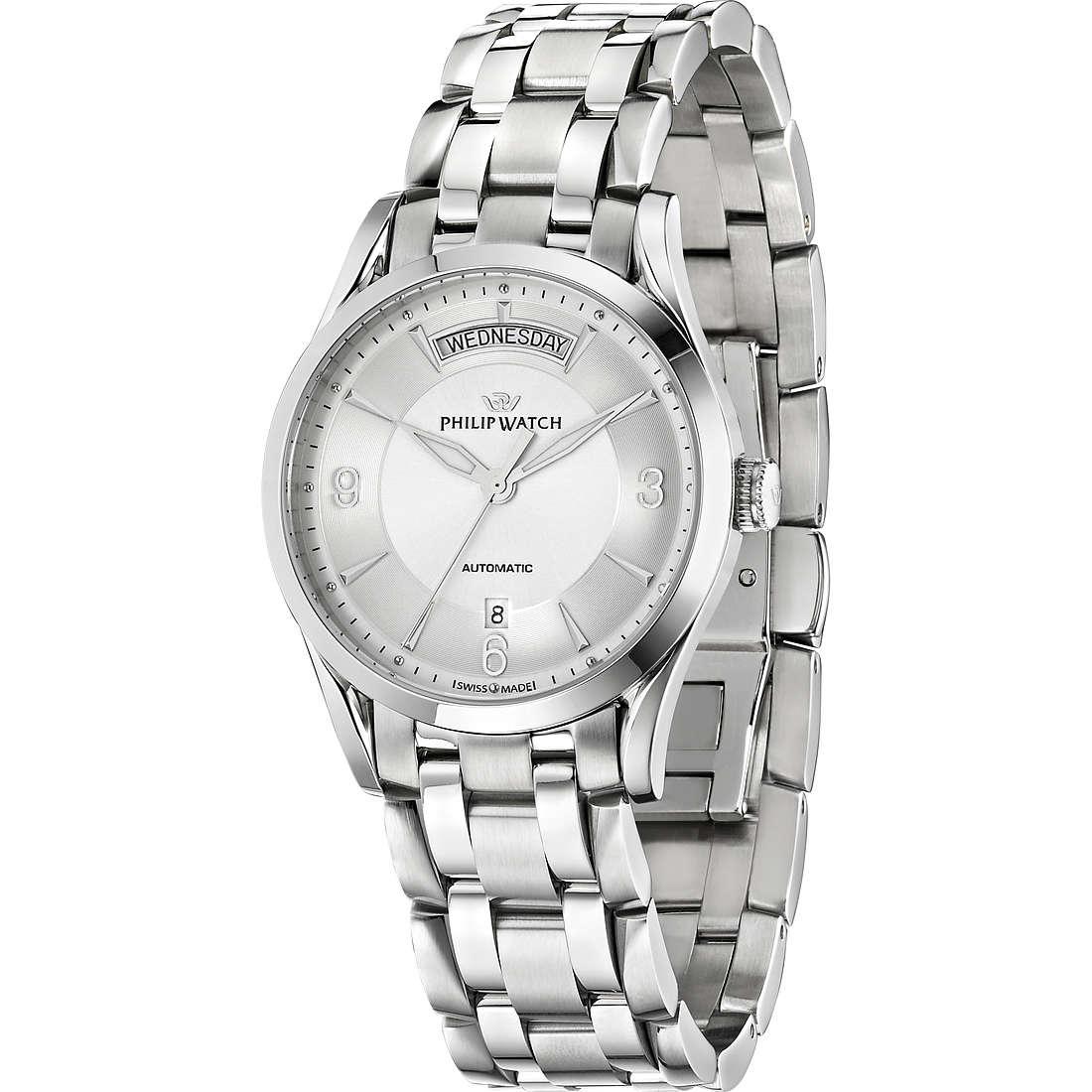 watch mechanical man Philip Watch Sunray R8223180001