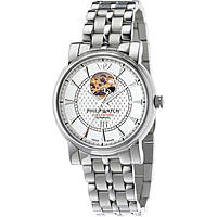watch mechanical man Philip Watch Wales R8223193001